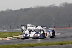 WEC Qualifying report Toyota Racing on the front row in Spa