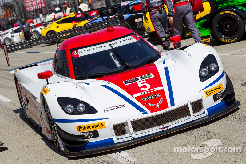 Prototype points battle is 'on' as championship heads to California coast