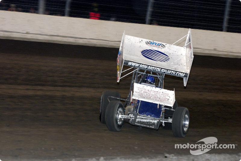 Shane Stewart dominates World of Outlaws STP Sprint Cars at Eldora Speedway
