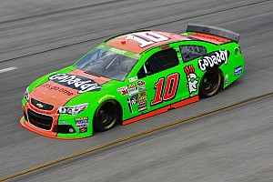 NASCAR Cup Race report Danica Patrick Finishes 22nd at Talladega
