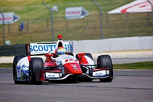 IndyCar Preview Justin Wilson looking forward to inaugural Grand Prix of Indianapolis