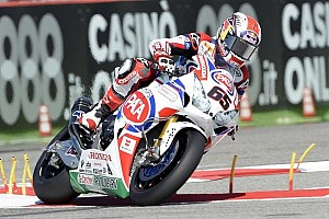 World Superbike Qualifying report Rea continues to impress on second day at Imola