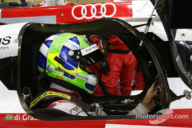 A word from... Lucas di Grassi