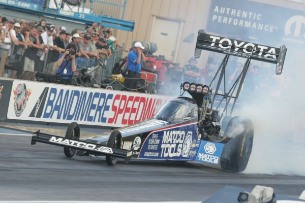Matco team and driver Antron Brown looking to Atlanta
