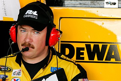 Lead engineer out at Roush Fenway Racing