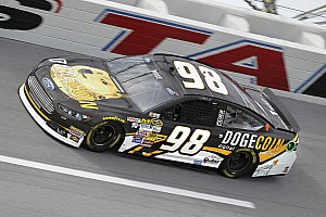 NASCAR Cup Commentary Dogecoin community launches Josh Wise into Sprint Fan Vote hunt