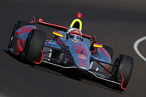 IndyCar Practice report Kanaan and Dixon lead way in Carb Day at Indy