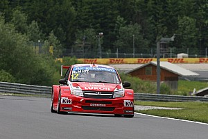 WTCC Qualifying report Huff to lead LADA Sport LUKOIL charge on Austria's super-fast Salzburgring
