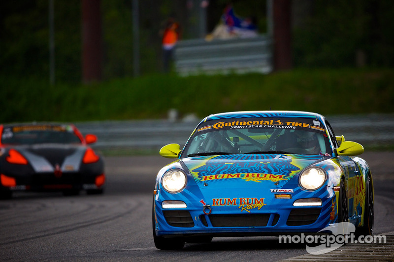 CTSCC: Rum Bum Racing returns to victory at Lime Rock Park