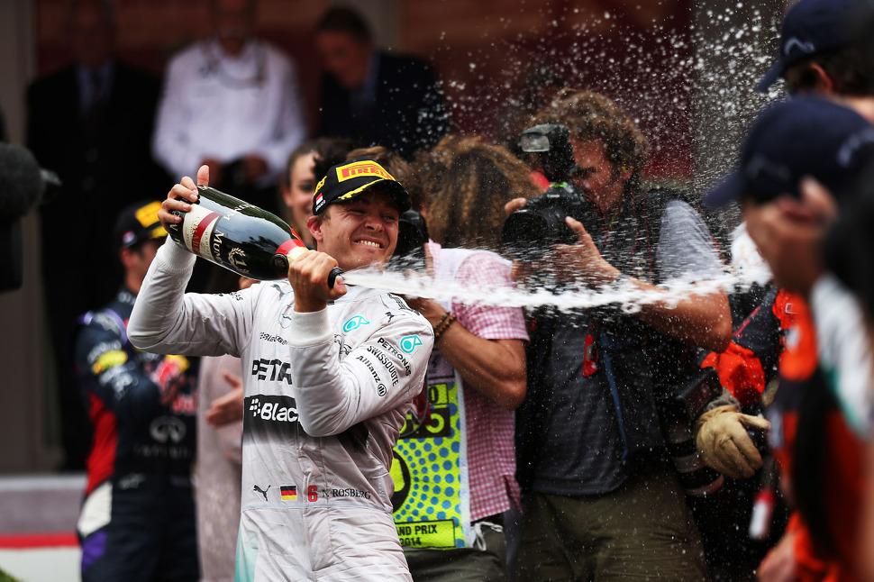 Monaco mind games 'good for Rosberg' -- Massa