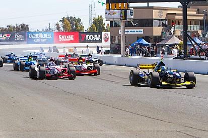 Sato headlines the Auto GP pack in Monza