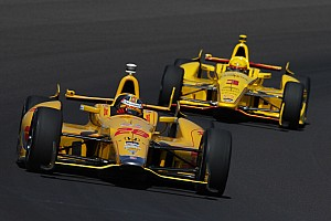 IndyCar Commentary The real 'Yellow Party' at Indianapolis