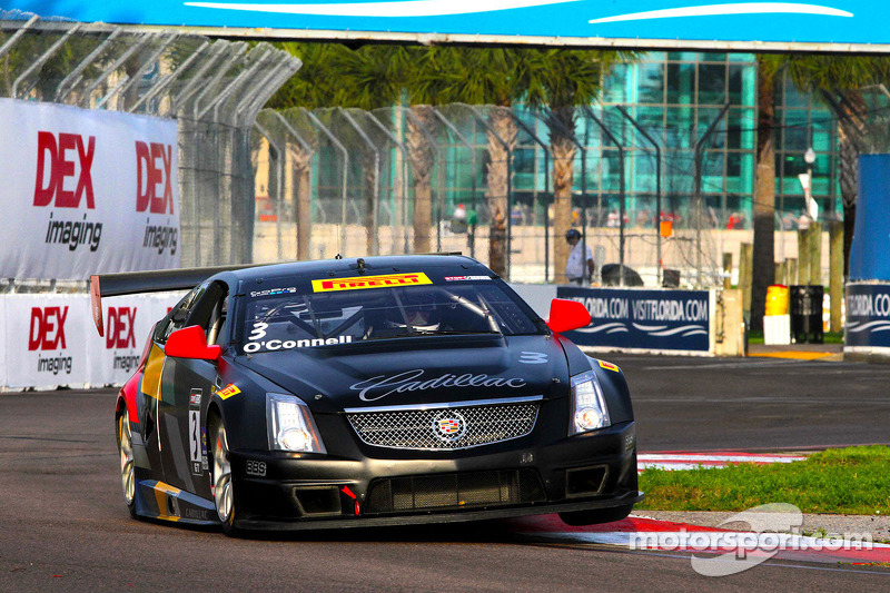 UPDATE: Cadillac Racing, O'Connell wins at Belle Isle