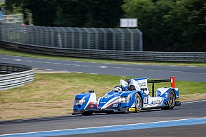 Le Mans Testing report KCMG delivers top-five finish in Le Mans Test Day