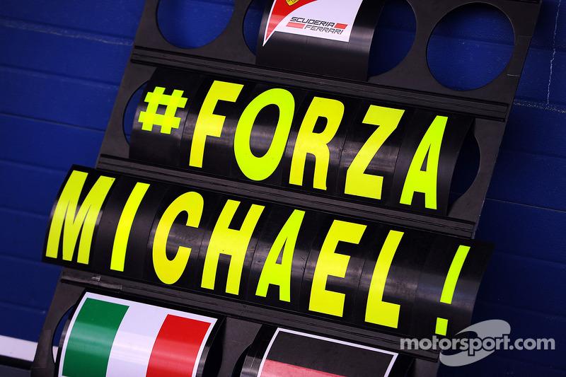 German clinic denies Schumacher rehab reports