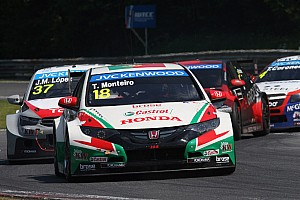 WTCC Preview Tiago Monteiro seeking fifth podium in Russia