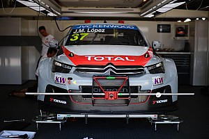 WTCC Qualifying report López stamps his authority in Moscow