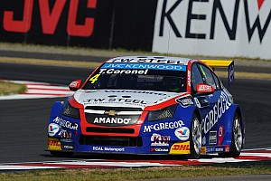WTCC Race report Strong showing by Tom Coronel in Moscow