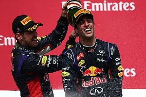 Formula 1 Race report Ricciardo wins a spectacular Canadian GP