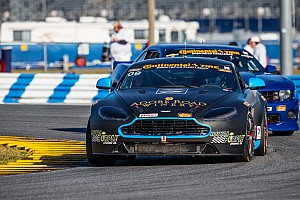 IMSA Others Race report Davison, Wilson combine to give TRG-AMR first GS victory in CTSCC