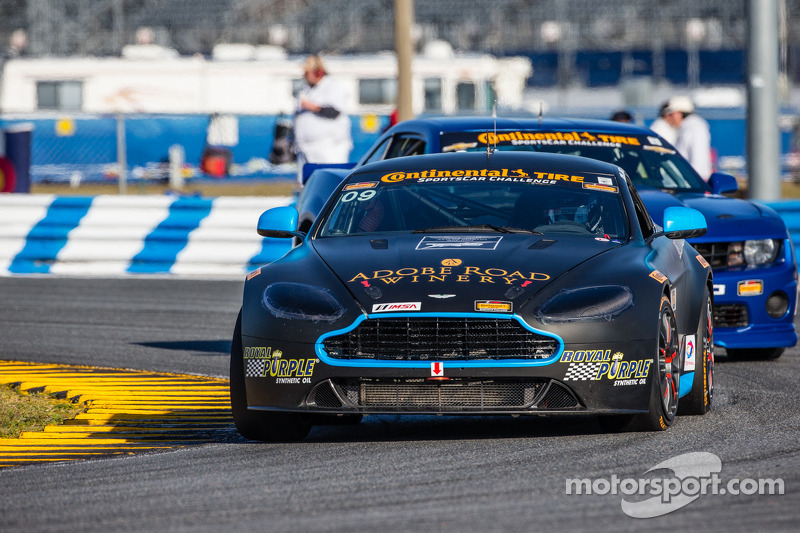 Davison, Wilson combine to give TRG-AMR first GS victory in CTSCC