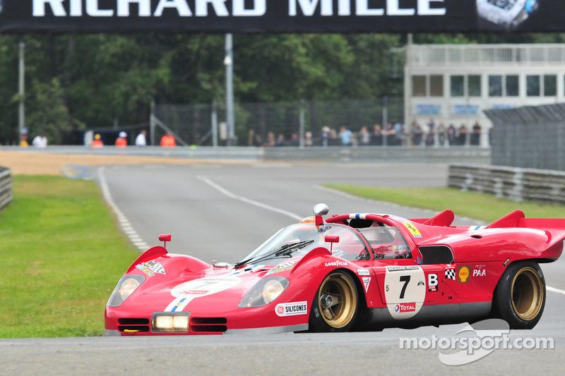 Ferrari back at Le Mans: more hints