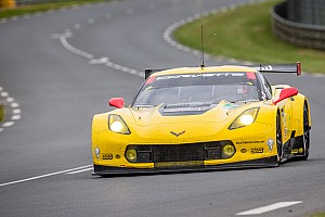 Le Mans Qualifying report Corvette at Le Mans: Fourth and ninth after first qualifying session