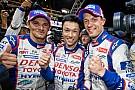 Toyota's Kazuki Nakajima earns pole for 24 Hours of Le Mans