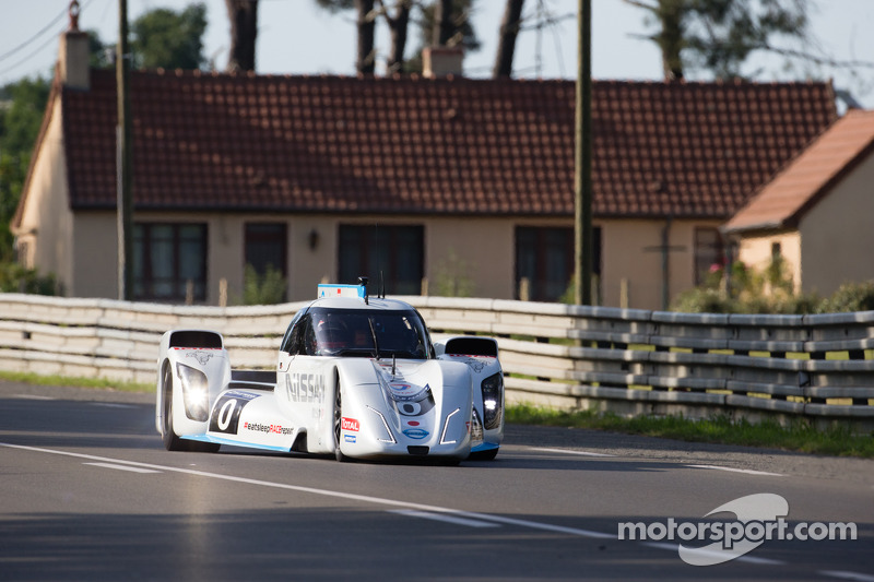 Zeod Rc Makes First All Electric Lap Of Le Mans