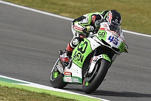 MotoGP Qualifying report Strong qualifying from Scott in Barcelona