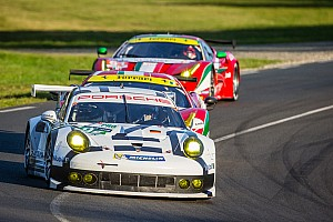Le Mans Race report Porsche 911 RSR finishes 24-hour marathon at Le Mans in third