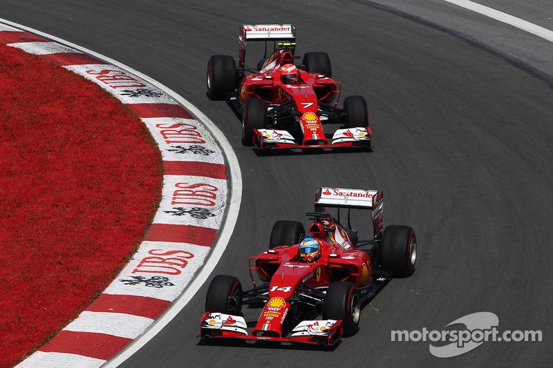 Ferrari: Austria, into the Bullring