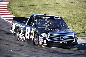 NASCAR Truck Analysis Continuing education: Nemechek moves to the head of the class
