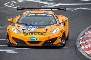 Endurance Qualifying report No. 69 Dorr Motorsport McLaren holds Nürburgring 24 pole ahead of Top-30 Shootout