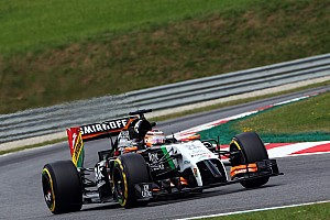 Formula 1 Practice report Sahara Force India enjoyed a productive day of practice ahead of Sunday's Austrian GP