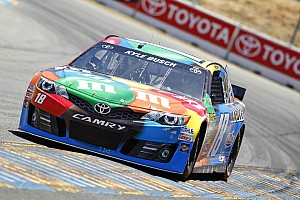 NASCAR Cup Blog Say what?