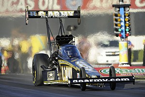 NHRA Race report Schumacher rounding into form heading to Nationals at hometown track near Chicago