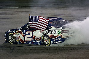 NASCAR Cup Race report Keselowski takes dominating win at Kentucky