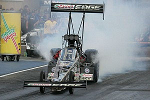 NHRA Race report So close: Brittany Force the runner-up in Chicago