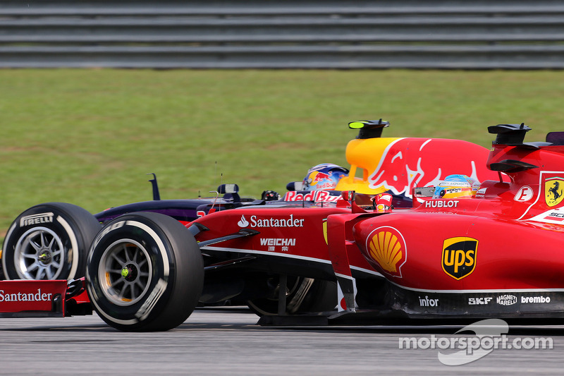 Vettel is faster than everyone else, he needs to go to Ferrari - Ecclestone