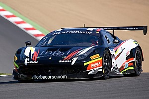 Blancpain Sprint Preview Renewed ambitions for Filip Salaquarda in Zandvoort