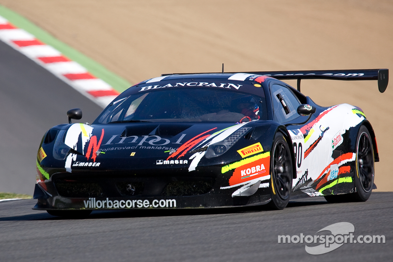 Renewed ambitions for Filip Salaquarda in Zandvoort
