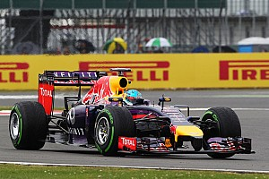 Formula 1 Qualifying report Pirelli: Changeable conditions throughout qualifying for British GP