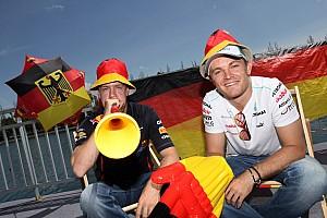 Formula 1 Breaking news Germany 'not Rosberg's home race' - Hamilton