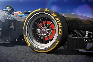 Formula 1 Breaking news Pirelli gives glimpse of F1's 18-inch future