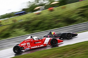 Road racing Race report Team Pelfrey's Ayla Agren becomes first female F1600 winner at Mid-Ohio