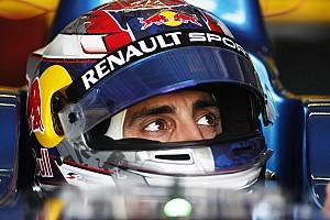 Formula E Testing report Sebastien Buemi quickest on penultimate day of testing