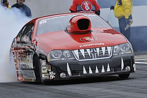 NHRA Preview Gaines hopes trip home will end Pro Stock slump