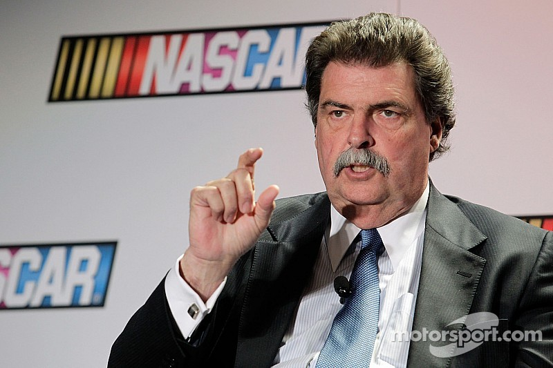 """It's """"business as usual"""" for NASCAR"""