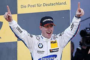 DTM Race report Maxime Martin scores maiden DTM victory in Moscow